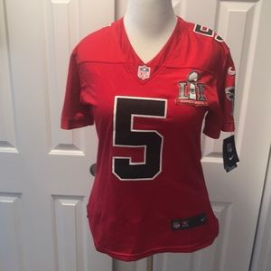 New authentic Atlanta Falcons Jersey Women's XXL